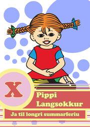 Pippi Langsokkur