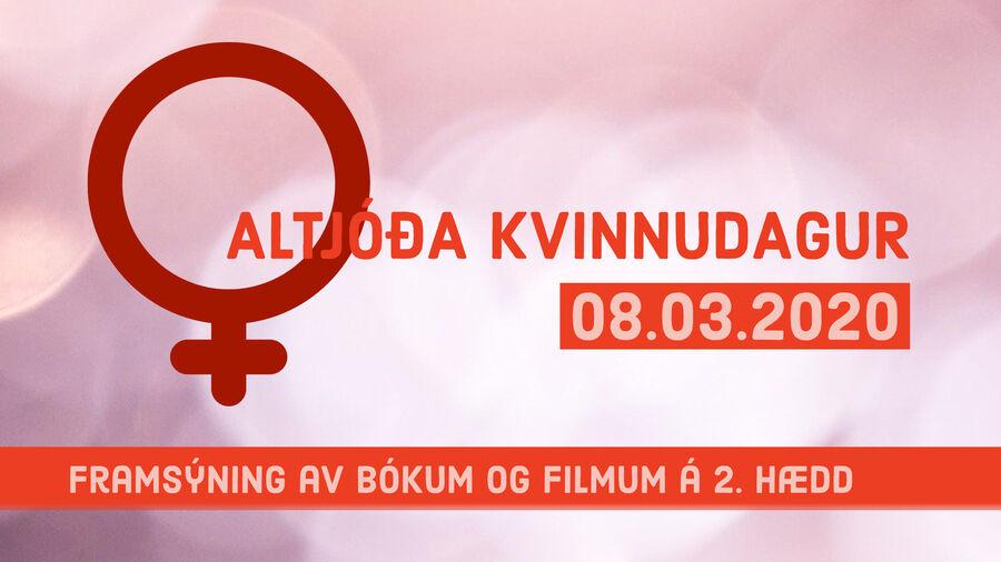 Altjóða kvinnudagur 2020