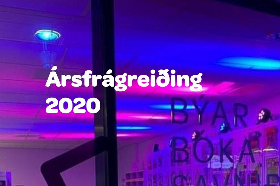 Ársfrágreiðing 2020