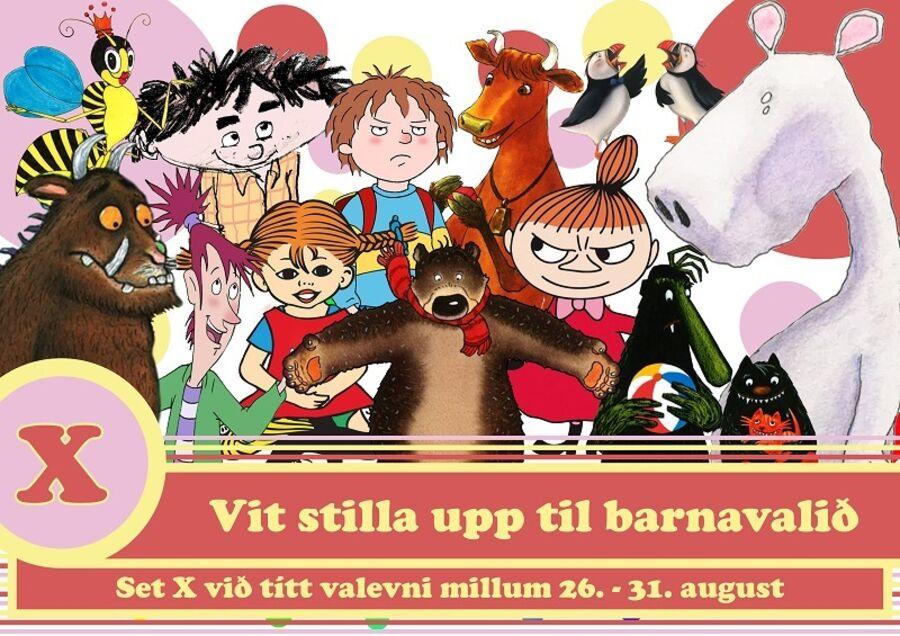 Barnaval 2019