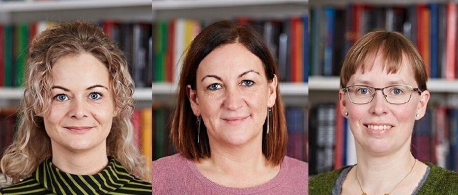 Edith, Rannvá og Kristina
