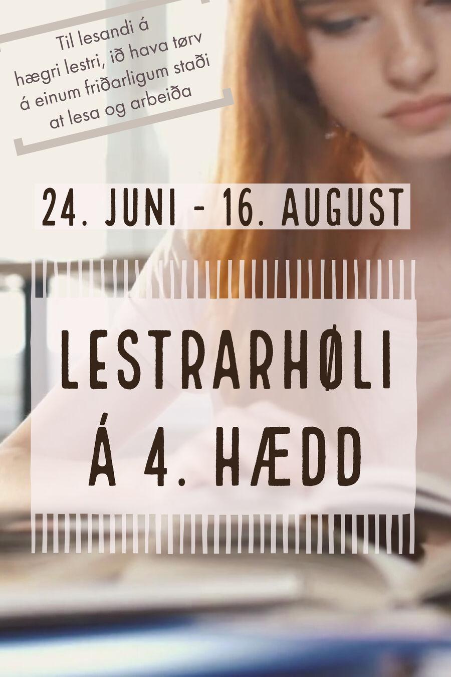 Lestrarhøli