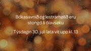 Ólavsøka 2019