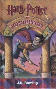 Joanne K. Rowling: Harry Potter og vitramannasteinurin
